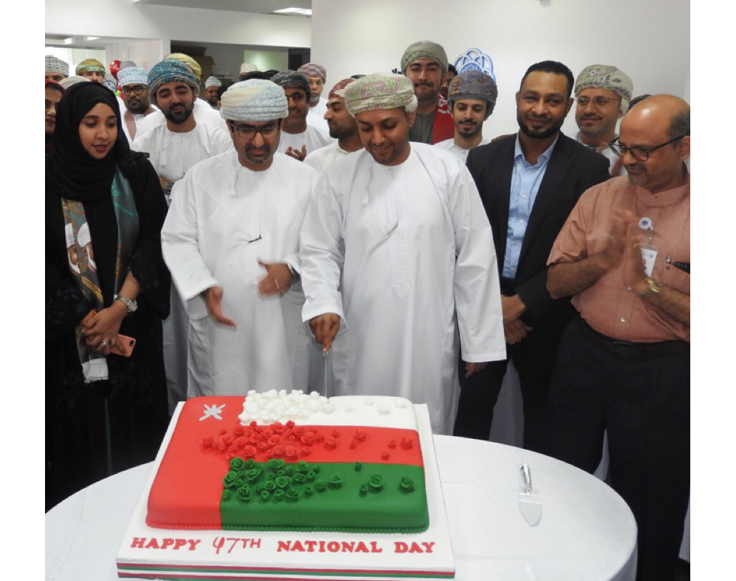 Alizz Islamic Bank Celebrates Oman's 47the National Day